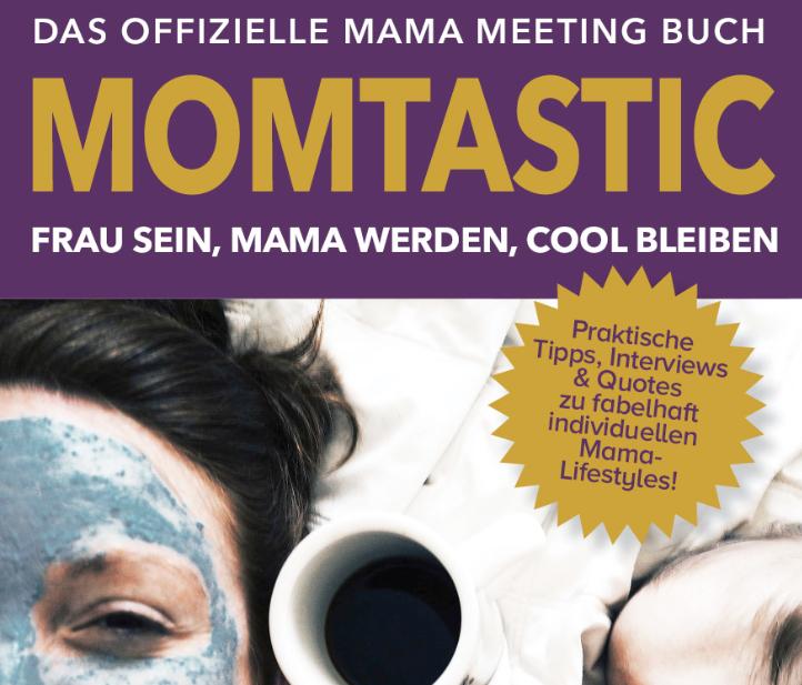 Buch zur Geburt Mamawerden Cool bleiben