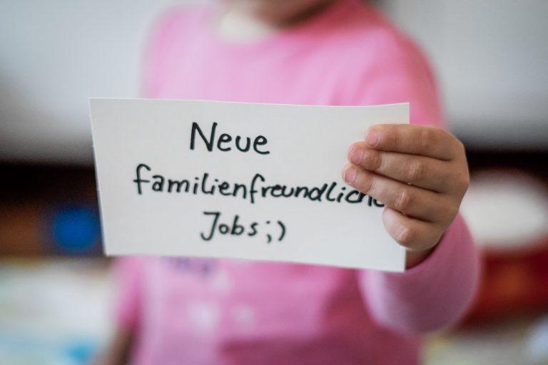 Familienfreundliche Jobs finden Onlineportal
