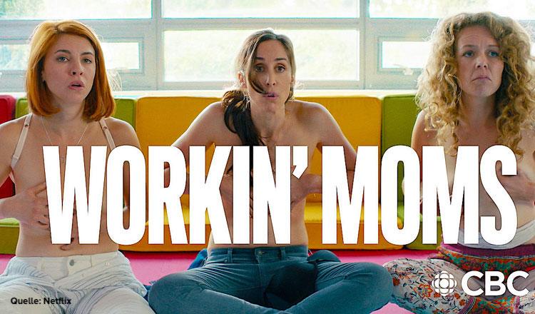 Fernsehen Serie arbeitende Mütter