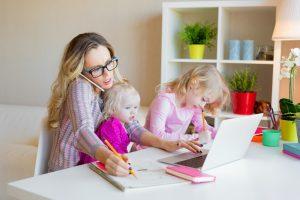 Home Office mit Kindern nicht nur zu Corona Zeiten
